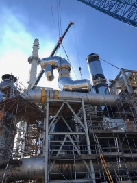 Port Pirie Redevelopment Sulphuric Acid Plant Construction